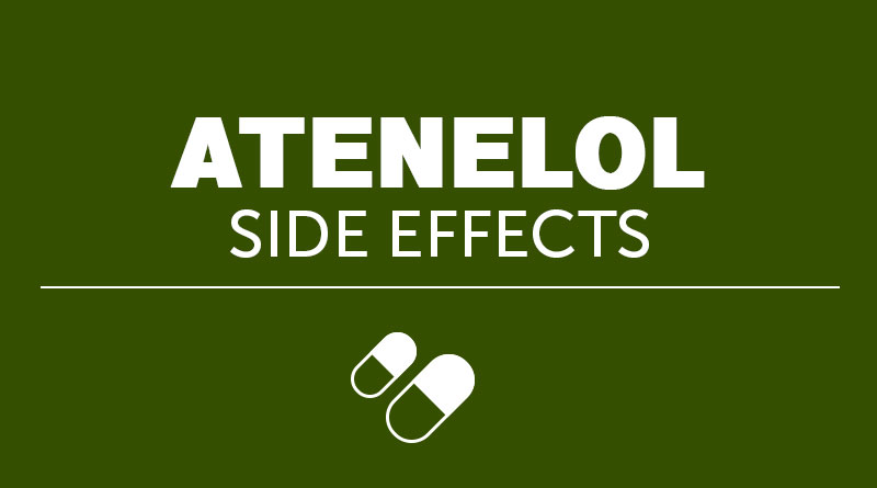 Atenelol Side Effects