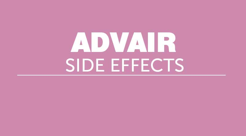 Advair HFA Side Effects
