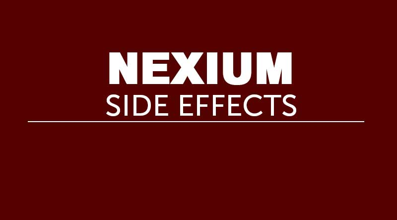 Nexium Side Effects