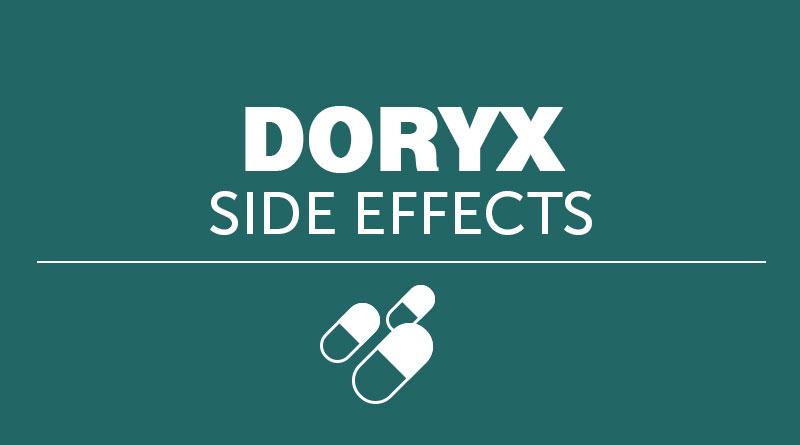 Doryx Side Effects