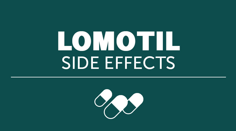 Lomotil Side Effects