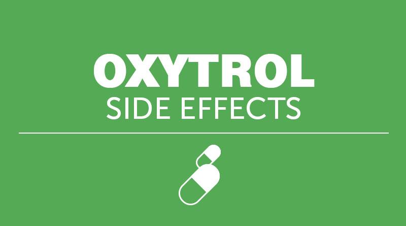Ditropan Patch Side Effects