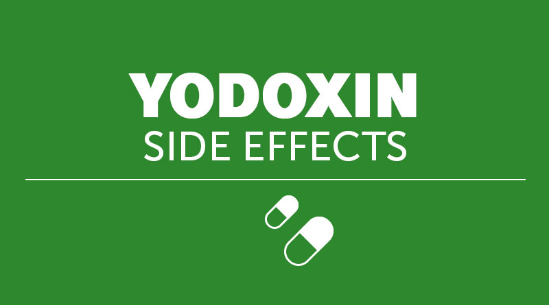 Yodoxin Side Effects