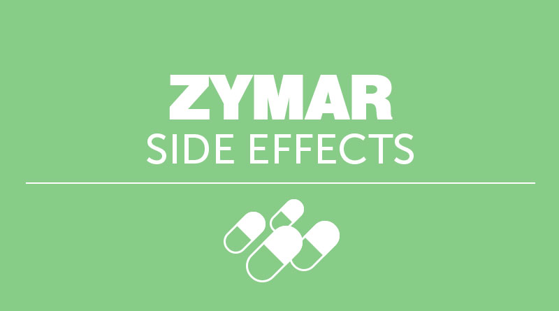 Zymar Side Effects