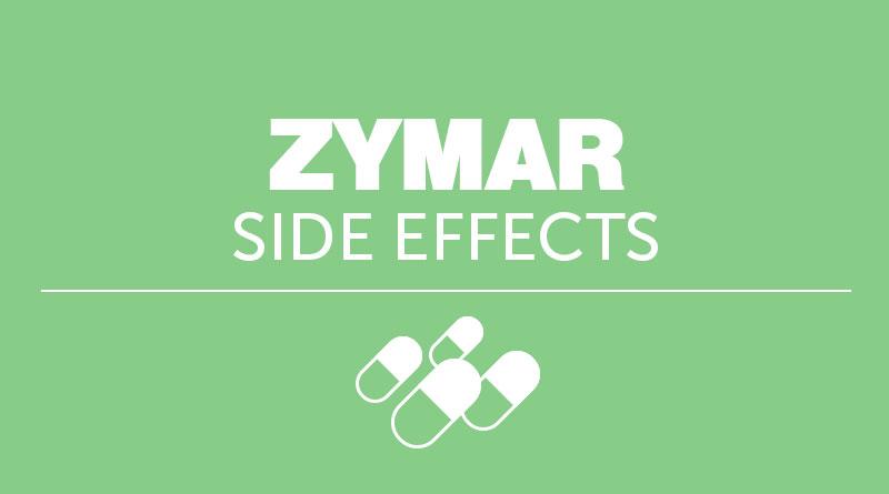 Zymar Side Effects