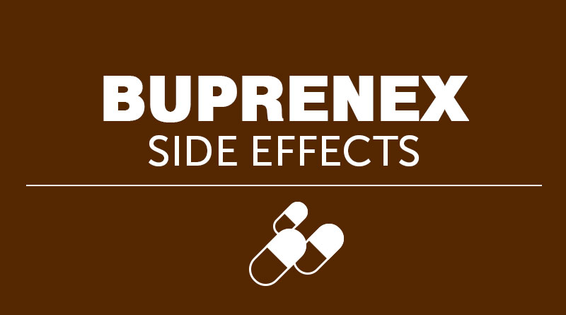 Buprenex Side Effects