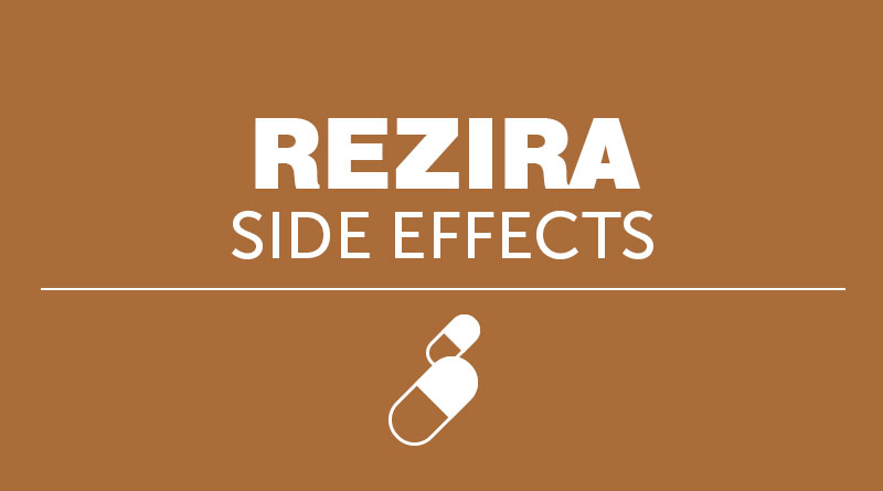 Rezira Side Effects