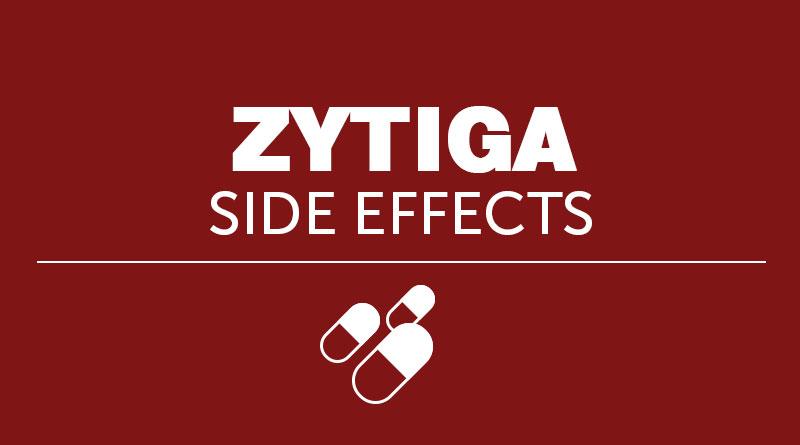 Zytiga Side Effects