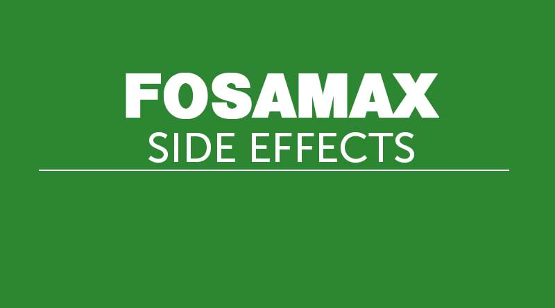 Fosamax Side Effects